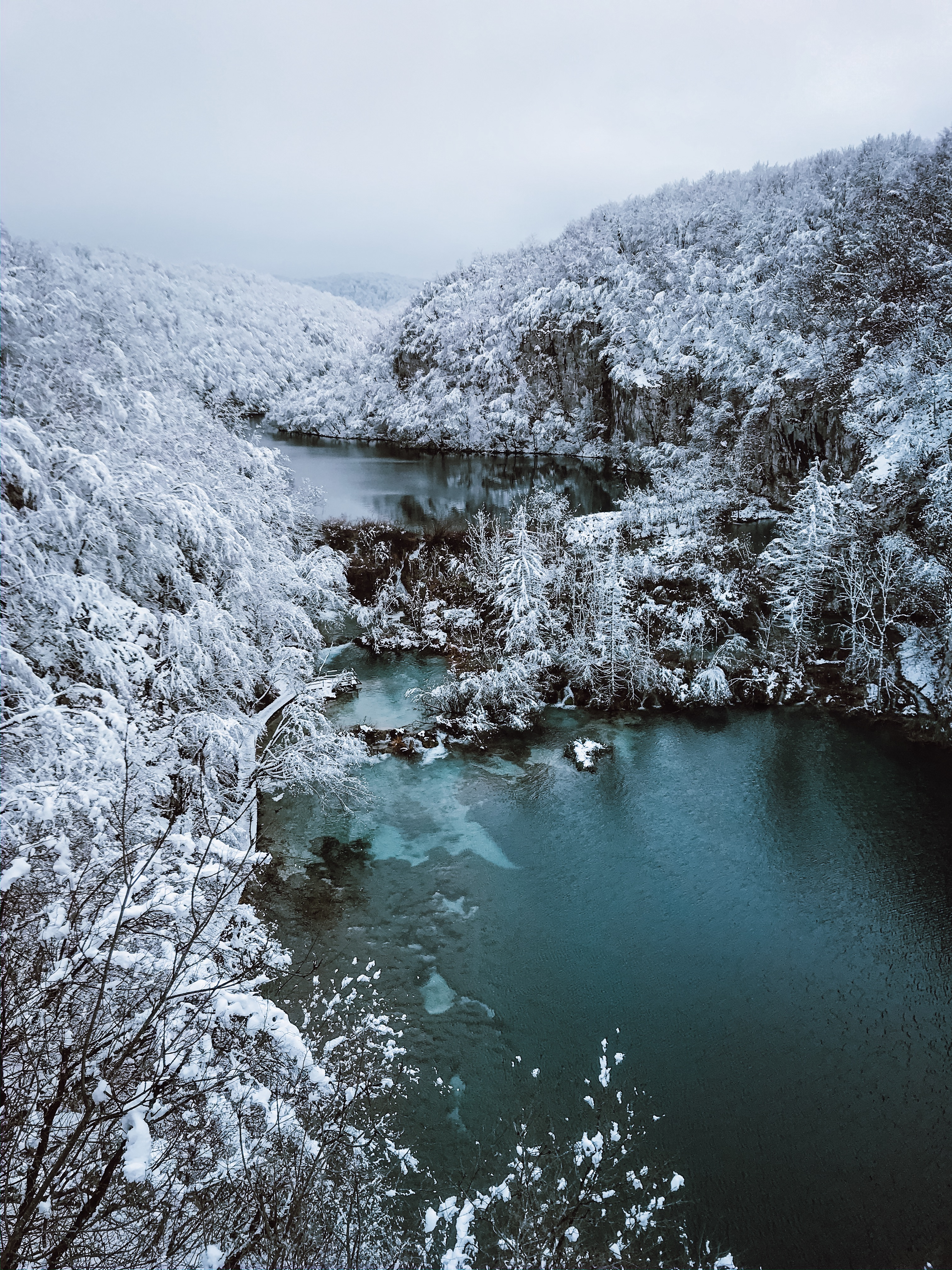 Guide To Visiting Plitvice Lakes National Park During Winter